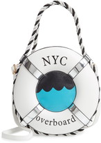 Knotty NYC Overboard Life Preserver Crossbody Bag