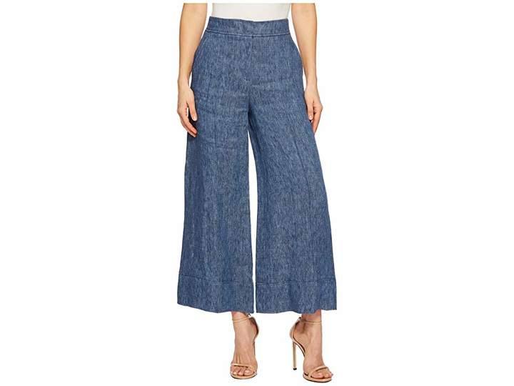 M Missoni Denim Pants Women's Casual Pants