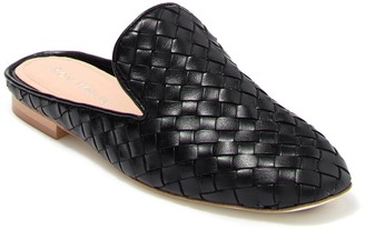 Ron White Witley Woven Leather Mule