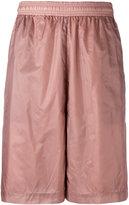 Diesel Black Gold rear pocket track shorts - men - nylon -12 - 46