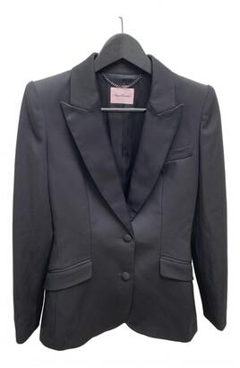 Agent Provocateur black Wool Jackets
