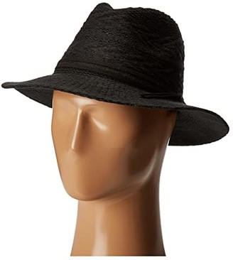 San Diego Hat Company CTH8073 Knit Pattern Fedora