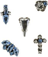 Rada' Radà jewelled cluster earrings