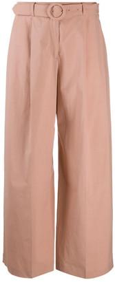 Seventy Cotton Wide Leg Trousers