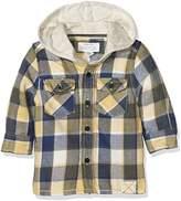 Pumpkin Patch Baby Boys 0-24m Hooded Check Shirt