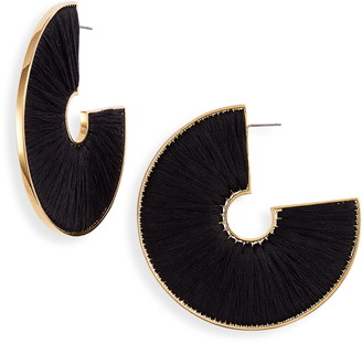 Mignonne Gavigan Fiona Mega Hoop Earrings