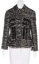 Simone Rocha 2016 Tweed Jacket