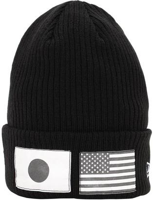 New Era Flag Watch Knit Beanie Hat