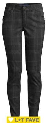Democracy Checkered Jeggings
