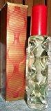 """Avon Willow Cologne 1/2oz Vintage """"Light Accents"""" Miniature Decanter"""