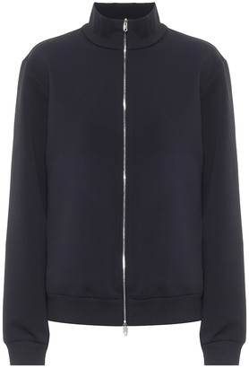 The Row Atomie stretch-scuba jacket