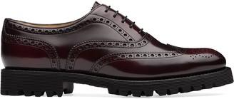 Church's Carla polished brogue shoes