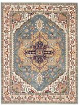 "Ecarpetgallery Serapi Heritage Hand-Knotted Wool Rug (9'0"" x 11'10"")"