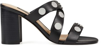 Nine West Yoana Heeled Slide Sandals