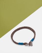 Ted Baker Woven T-lock bracelet