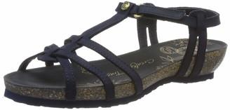 Panama Jack Women's Dori Basics Ankle Strap Sandals