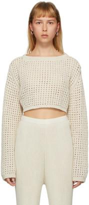 Nanushka Off-White Saylor Sweater