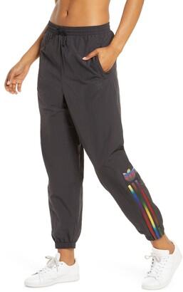 adidas Rainbow Stripe Track Pants