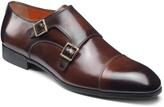 Santoni Inca Double Monk Strap Shoe