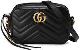 Gucci GG Marmont matelassé mini bag - women - Leather/metal/Microfibre - One Size