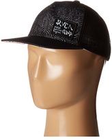 RVCA Kelsey Trucker Caps