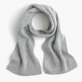 J.Crew Kids' ribbed cashmere scarf