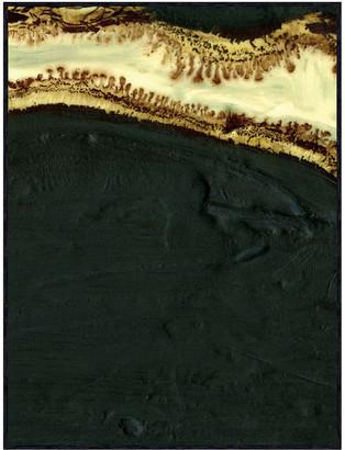 McGaw Graphics Gold Rush Panel Iii By J. Mckenzie