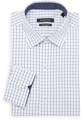 Bugatchi Fine Check Dress Shirt