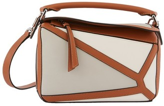 Loewe Puzzle Graphic small shoulder bag