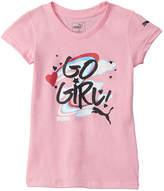 Puma Girls' Go Girl T-Shirt