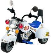 White Knight Motorcycle - Three Wheeler