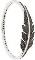 Stephen Webster open diamond feather bracelet