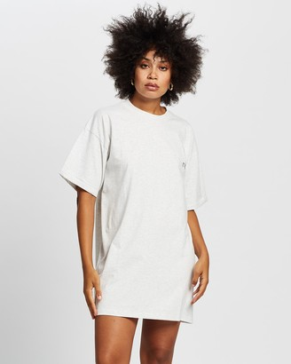nANA jUDY Women's Grey T-Shirt Dresses - Authentic Tee Dress - Size One Size, L at The Iconic