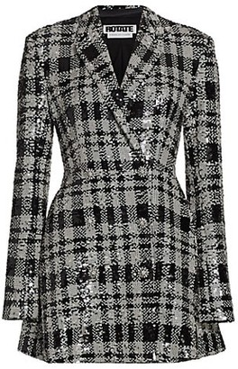 Rotate by Birger Christensen Newton Blazer Dress