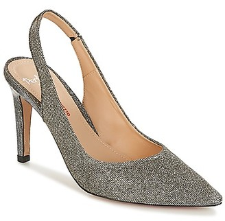 Perlato POLADINN women's Sandals in Silver
