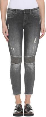 Vigoss Women's Skinny Chelsea Moto Jean