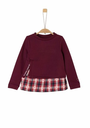 S'Oliver Girls' 53.909.41.2433 Sweatshirt