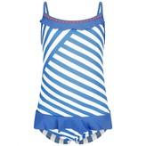 Billieblush BillieblushBaby Girls Blue Striped Bikini