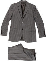 Gucci Striped Wool Suit