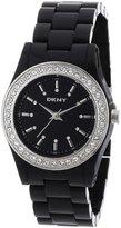 DKNY Women's NY8146 Plastic Quartz Watch with Dial