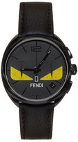 Fendi Black Momento Bugs Watch