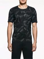 Calvin Klein Platinum Shadow Geometric T-Shirt