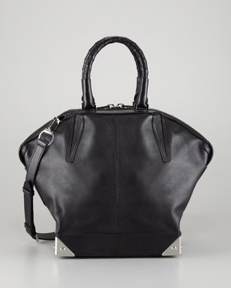 Alexander Wang Emile Small Shoulder Bag, Black