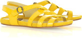 See by Chloé Contrasting flat sandals