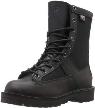 "Danner Women's Acadia 8"" Black 200G Work Boot 5.5 M US"