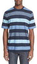 Paul & Shark Men's Stripe Crewneck T-Shirt