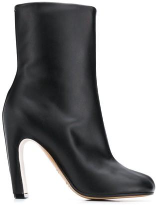 Maison Margiela Tabi High Heel Boots