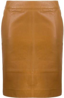 Gestuz Side-Pocket Mini Skirt