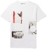 McQ by Alexander McQueen Slim-Fit Printed Cotton-Jersey T-Shirt