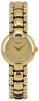 Raymond Weil Geneve Gold Plated 23mm Womens Watch